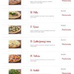 Pizza Klecany La Locanda Klecany Menu 4