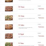 Pizza Klecany La Locanda Klecany Menu 5