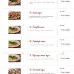 Pizza Klecany La Locanda Klecany Menu 9