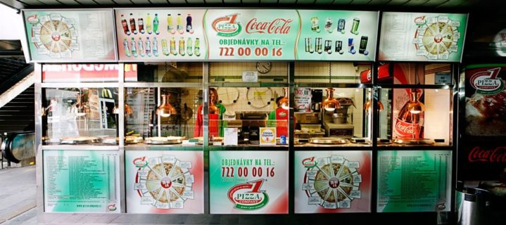 Pizza Company Budějovická