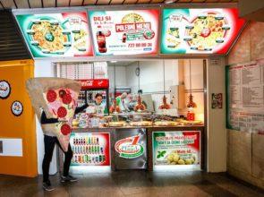 Pizza Company Náměstí Míru