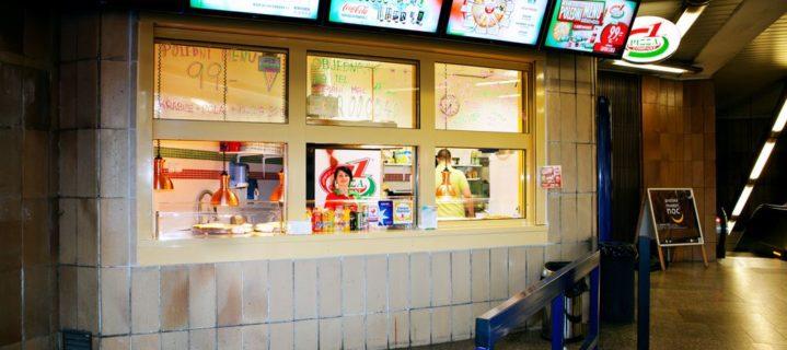 Pizza Company Vltavská