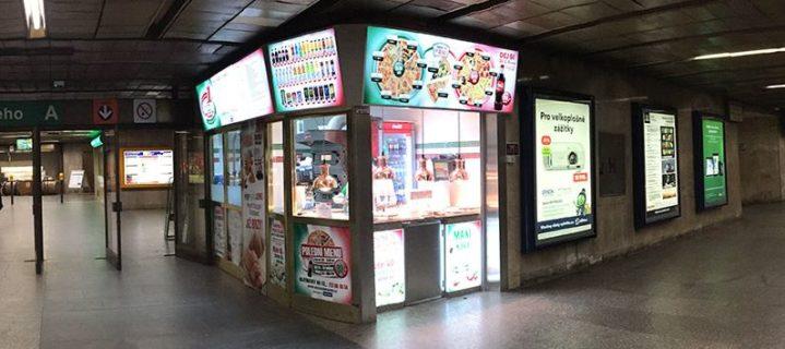 Pizza Company Želivského