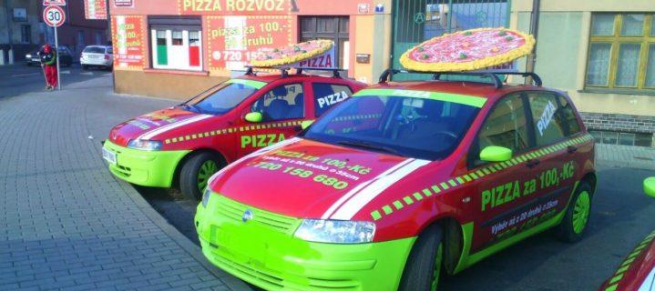 Pizza za 100