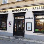 Pizzeria Kmotra Praha 1
