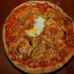 Pizzeria Kmotra Praha 8