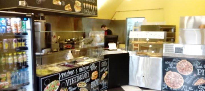 Kebab & Pizza Moravská Třebová