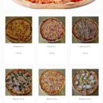 Kebab Pizza Moravská Třebová Menu 3