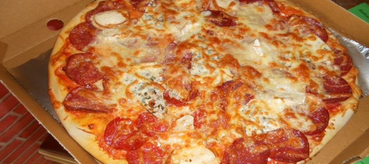 Pizza BarBar