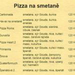 Pizza Heart Hlinsko Menu 2