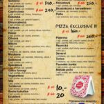 Pizzeria Fantasia Mlada Boleslav Menu 1