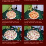 Pizzerie Demarco Havířov Menu 1