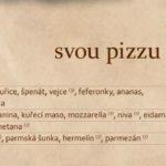 Pizzerie Lužan Rumburk Menu 4