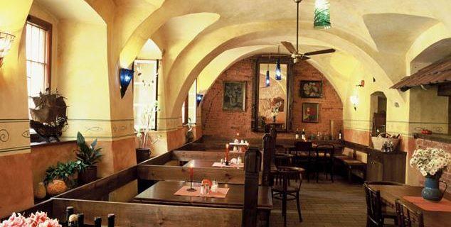 Pizzerie – restaurace Konšelský šenk