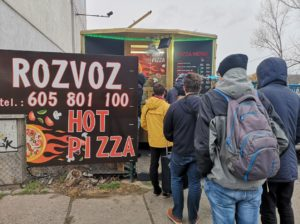 Hot Pizza Praha Holesovice 1