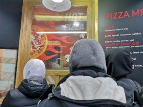 Byli jsme v Praze ochutnat pizzu za 5 Kč