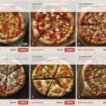 Pizza 360 Praha Menu 1