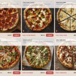 Pizza 360 Praha Menu 2