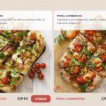 Pizza 360 Praha Menu 3