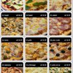 Pizza Letna Praha Menu 1