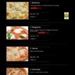 Pizza Presto Mníšek Pod Brdy Menu 1
