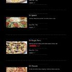 Pizza Presto Mníšek Pod Brdy Menu 5
