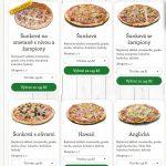 Špizza Pizza Boskovice Vyškov Uhersky Brod Mohelnice Menu 1
