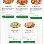 Špizza Pizza Boskovice Vyškov Uhersky Brod Mohelnice Menu 3