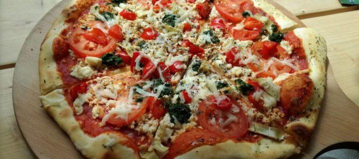 Chutnej bistro pizza