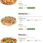 Chutnej Bistro Pizza Praha Menu 2