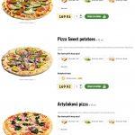 Chutnej Bistro Pizza Praha Menu 3