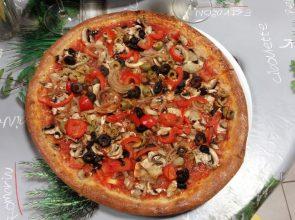 Ortica pizza