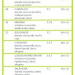 Pizza Gril Kovárna Doksy Menu 3