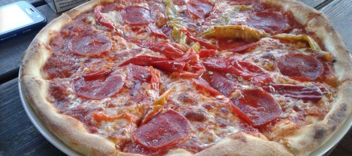 Pizza Tenis