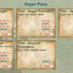 Pizzeria Cappone Karlovy Vary Menu 3