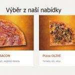Pizzerie Porto Jilemnice Menu 1