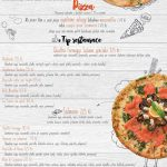 Suzies Pizzeria Restaurace Brno Menu 1