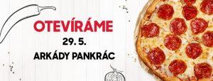 Pizza Hut Otevreni Arkady Pankrac Praha