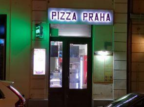 Pizza Praha – Nusle