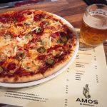 Amos Pizza Bar Dačice 4