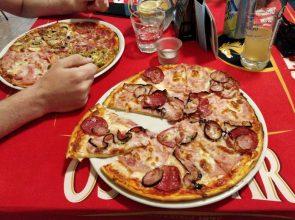 Donna Emona Pizza Burger+