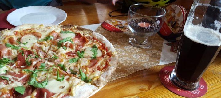 Penzion a pizzeria Vanessa
