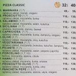 Pizza Benito Mlada Boleslav Menu 1