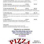 Pizza Borsalino Praha Menu 2