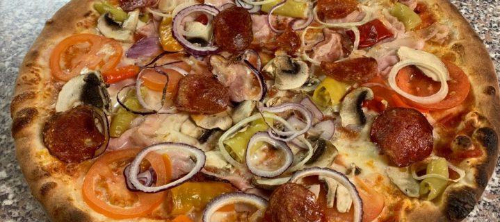 Pizza Lípa