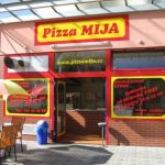 Pizza Mija Praha 1