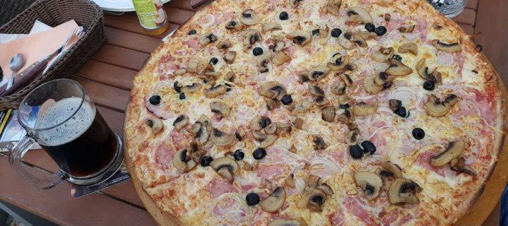 Pizzerie a restaurace Domino