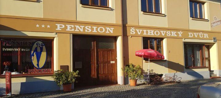 Restaurace Švihovský Dvůr