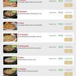 Pizza House Louny Menu 3