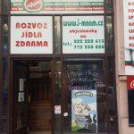 Pizza Mnam Praha 1